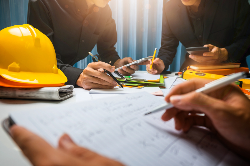 How to Secure an Area Under Construction at Your Business